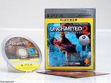 UNCHARTED 2 - AMONG THIEVES  - dt. Version - ~Playstation 3 Spiel~.