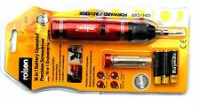 Precision Screwdriver For PC Phones Laptop CRV: Rolson battery operated 16 in 1