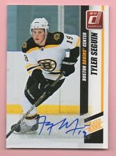 Tyler Seguin 2010 Panini Donruss Rated Rookie RC Auto #/100 Bruins/Stars FREE SH
