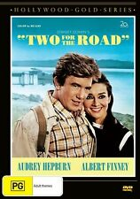 E37 BRAND NEW SEALED Two For The Road (DVD, 2012)