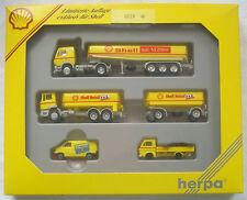 Herpa Shell Tank-Servicewagen, Limitierte Auflage, exklusiv für Shell # 0528 neu