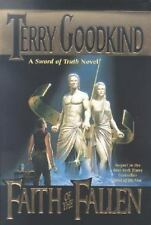 Sword of Truth: Faith of the Fallen 6 by Terry Goodkind (2000, Hardcover