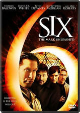 Christian Movie Store - Six - The Mark Unleashed - DVD - New Sealed
