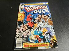 HOWARD THE DUCK #4 ORIGINAL SERIES SEE THE PICS !!