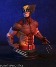 Wolverine Mini Bust 423/730 Brown Costume Gentle Giant Marvel X-Men NEW SEALED