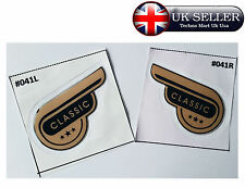 ROYAL ENFIELD TOOL BOX CLASSIC STICKER SET LEFT & RIGHT SIDE @ UK