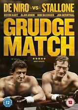 GRUDGE MATCH ROBERT DE NIRO SYLVESTER STALLONE WARNER UK 2014 RG2 DVD NEW SEALED