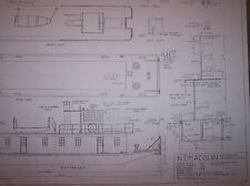 stern wheel towboat US engineers  boat model boat plans