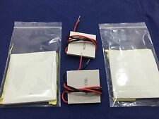 2 Sets BXR  insulation gasket + Peltier Thermoelectric Cooler 40mm TEC1-12706 B5