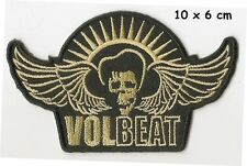 Volbeat - wings patch - FREE SHIPPING