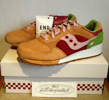 Saucony X final Burger Sombra 5000 Talle Us10.5 Uk9.5 Patta Packer Pie Patrulla 2014