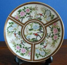 """A 6.5"""" Japanese Porcelain hand finished Imari Ware Cabinet Plate"""