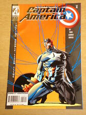 CAPTAIN AMERICA #448 MARVEL COMIC HIGH GRADE NICE CONDITION FEBRUARY 1996