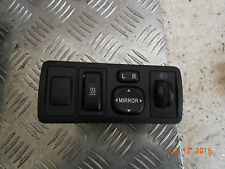TOYOTA AVENSIS 2003 WING MIRROR HEADLIGHT AIM ADJUSTMENT CONTROL SWITCH 183574