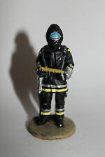 Del Prado Zinnfigur; Fireman, firedress, Berlin, Germany, 2003