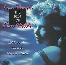Kim Wilde CD Love Blonde - The Best Of Kim Wilde - France (VG+/EX)