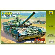 Russian Main Battle Tank T-80BV 1/35 3592