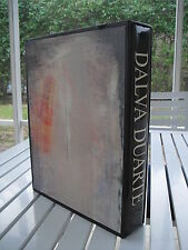 DALVA DUARTE PAINTINGS BY ALLAN RICHARDS 2002 1ST EDITION IN A SLIPCASE