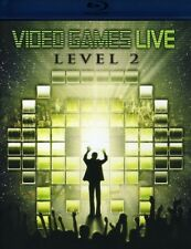 Video Games Live: Level 2 (2010, Blu-ray NEUF)