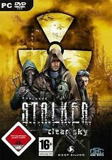 PC Spiel Stalker Clear Sky Limited Special Edition STEELBOOK S.T.A.L.K.E.R. *NEU