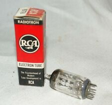 1960s RCA 6T8 Vintage Stereo Amp Vacuum OEM Replacement Electron Tube Part NOS