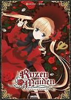 ROZEN MAIDEN: ZURUCKSPULEN: COMPLETE COLLECTION - DVD - Region 1 - Sealed