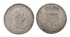 pcc1778) FIRENZE Ferdinando III (1790-1801) Francescone 1796 Montenegro 134 RARO
