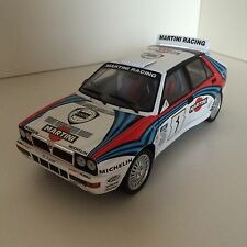1:18 Lancia Delta HF Integrale EVO2 Rally Car Martini Racing by Ricko