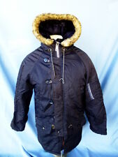 Arctic Parka by Envoy jacket flying  snorkle hood men's small