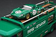 Exoto Piper-Attwood / Le Mans Bartoletti 306/2 Transporter / 1:43 / EXO00038GS1