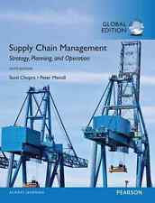 NEW - Free Express Ship - Supply Chain Management by Chopra, Meindl (6 Ed)