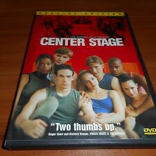 Center Stage (DVD, 2000) Peter Gallagher, Amanda Schull Used