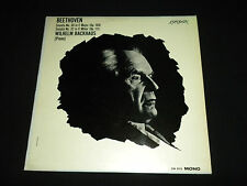 Beethoven Sonata No 30 No 32 Wilhelm Backhaus~London Records Classical~FAST SHIP