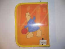 2004 Olympic Games Athens Mascot Athena and Phevos Folder Dossier Personal Data