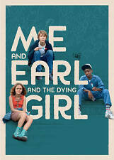 Me and Earl and the Dying Girl (DVD, 2015)Brand New
