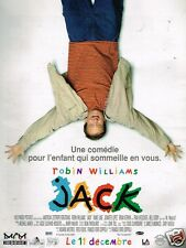 Publicité advertising 1996 Sortie du Film Jack avec Robin Williams