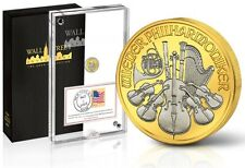 Wall Street Investment Collection Wiener Philharmoniker 2008 Gold, Platin