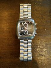 """Mens Fossil """"blue"""" Watch in Excellent Condition"""