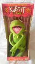 Vintage Kermit The Frog NIB 1977 Original Muppet Jim Henson doll #850