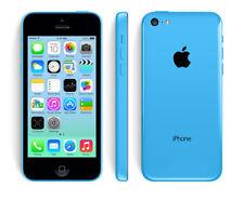 Apple iPhone 5C -8 Go -Débloqué d'usine GPS 8MP TéléPhone Smartphone Bleu