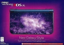 New Nintendo 3DS XL Galaxy Style Console System Brand New!