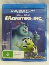 Blu-ray - Monsters, Inc. - Double Play - Blu-ray + Digital Copy