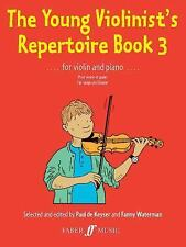 Young Violinist's Repertoire - Book 3 (Faber Edition) (Bk. 3)