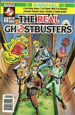 THE REAL GHOSTBUSTERS 1993 Annual [First Series; 3-D, New in sealed polybag]