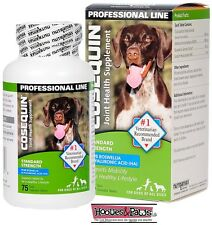 Nutramax Cosequin PROFESSIONAL Strength Hip and Joint Chewable 75 Ct. Count