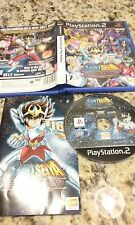 Saint Seiya: The Hades - PS2 - Used - PAL Version - Import English VG COND
