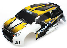7512 Body LaTrax Rally Yellow Decals  - ETS Hobby Shop