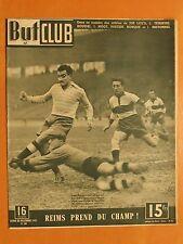 But & Club 99 du 22/12/1947-Reims prend du champ !.Lamy (Racing) a précédé son g