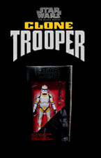 Star Wars Black Series 212TH ATTACK BATTALION ORANGE UTAPAU CLONE TROOPER Figure