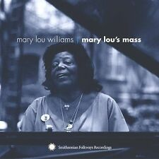 Mary Lou's Mass by Mary Lou Williams NEW SEALED CD 2005, Smithsonian Folkways